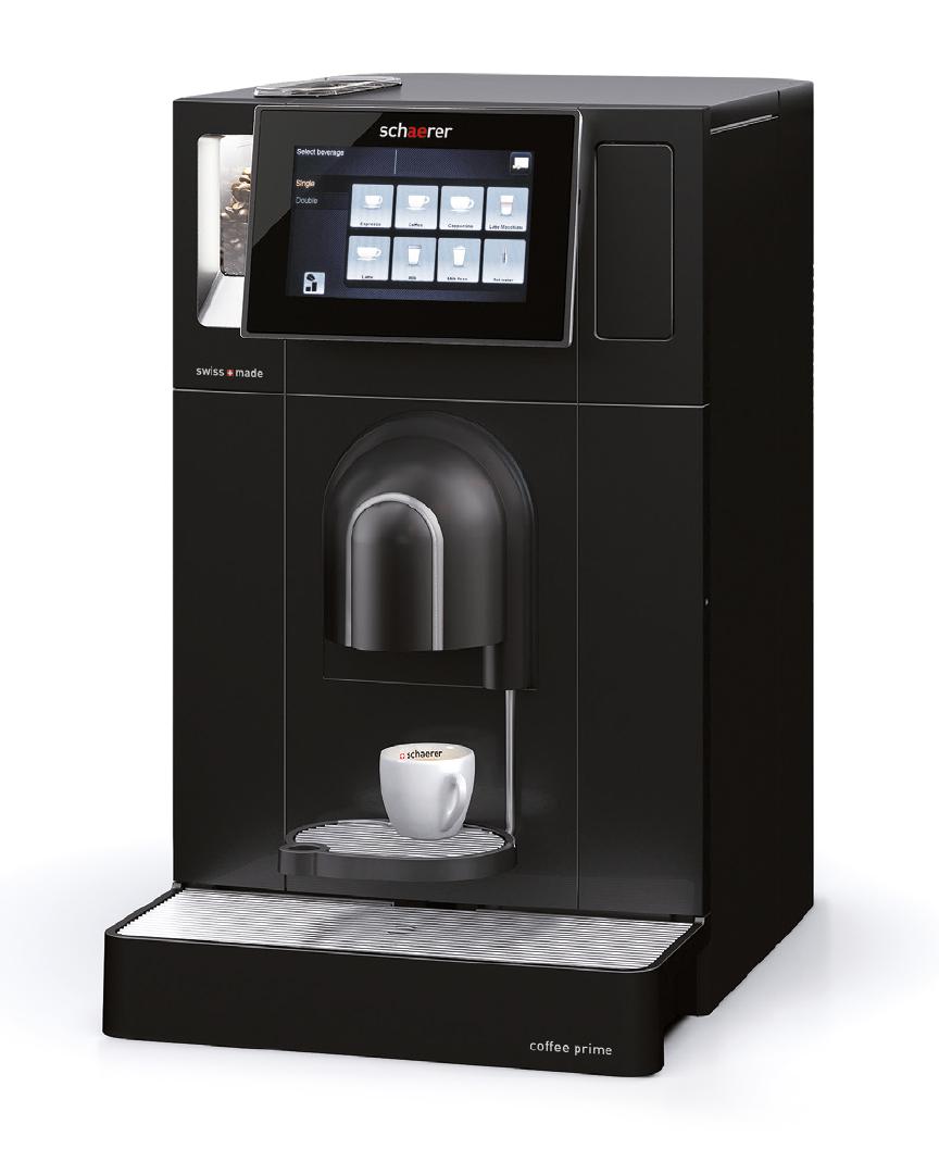 Betere Schaerer Coffee Prime – Bosa Kaffeemaschinen Mieten QT-84